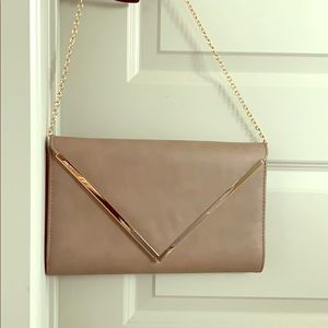 Handbags - Perfect neutral clutch